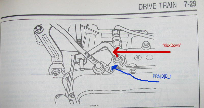 1365084 How To Changing Carburetors And Making It Work With An Aod on 1960 lincoln wiring diagram