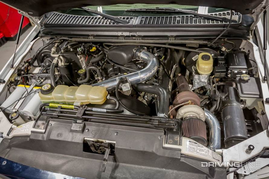 Modular engine guys may want to see this     Ford    Truck Enthusiasts Forums