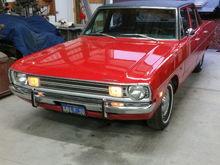 Garage - 72 Dodge Dart