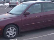 2001 '03 Hyundai Elantra Sedan