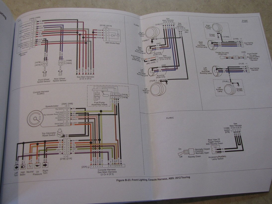 Wiring Diagram 2013 Harley Road Glide Wiring Diagram Ford E 350 Fuse
