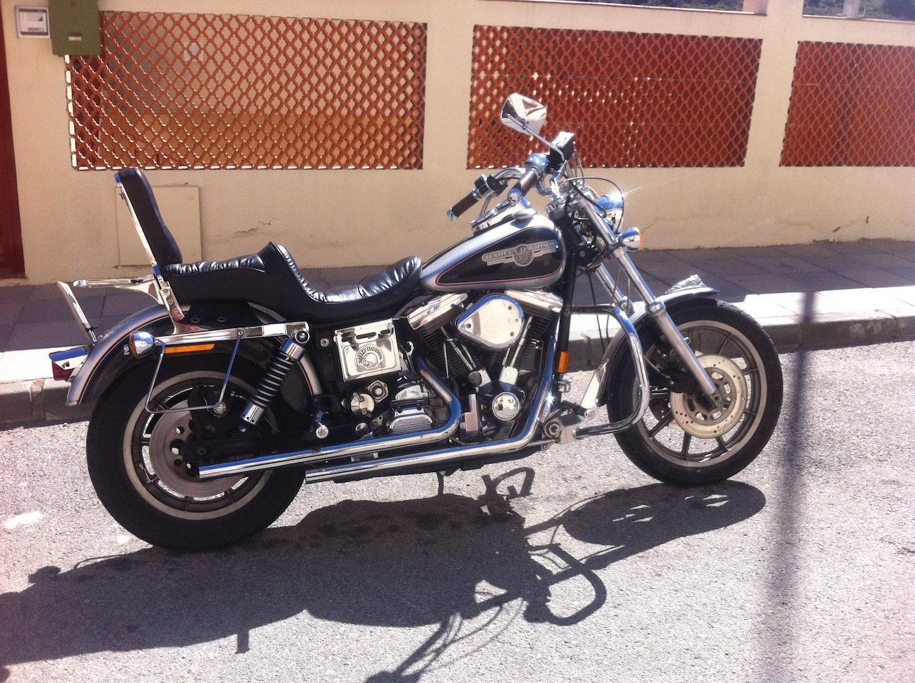 Misfiring 1992 FXDC - Harley Davidson Forums