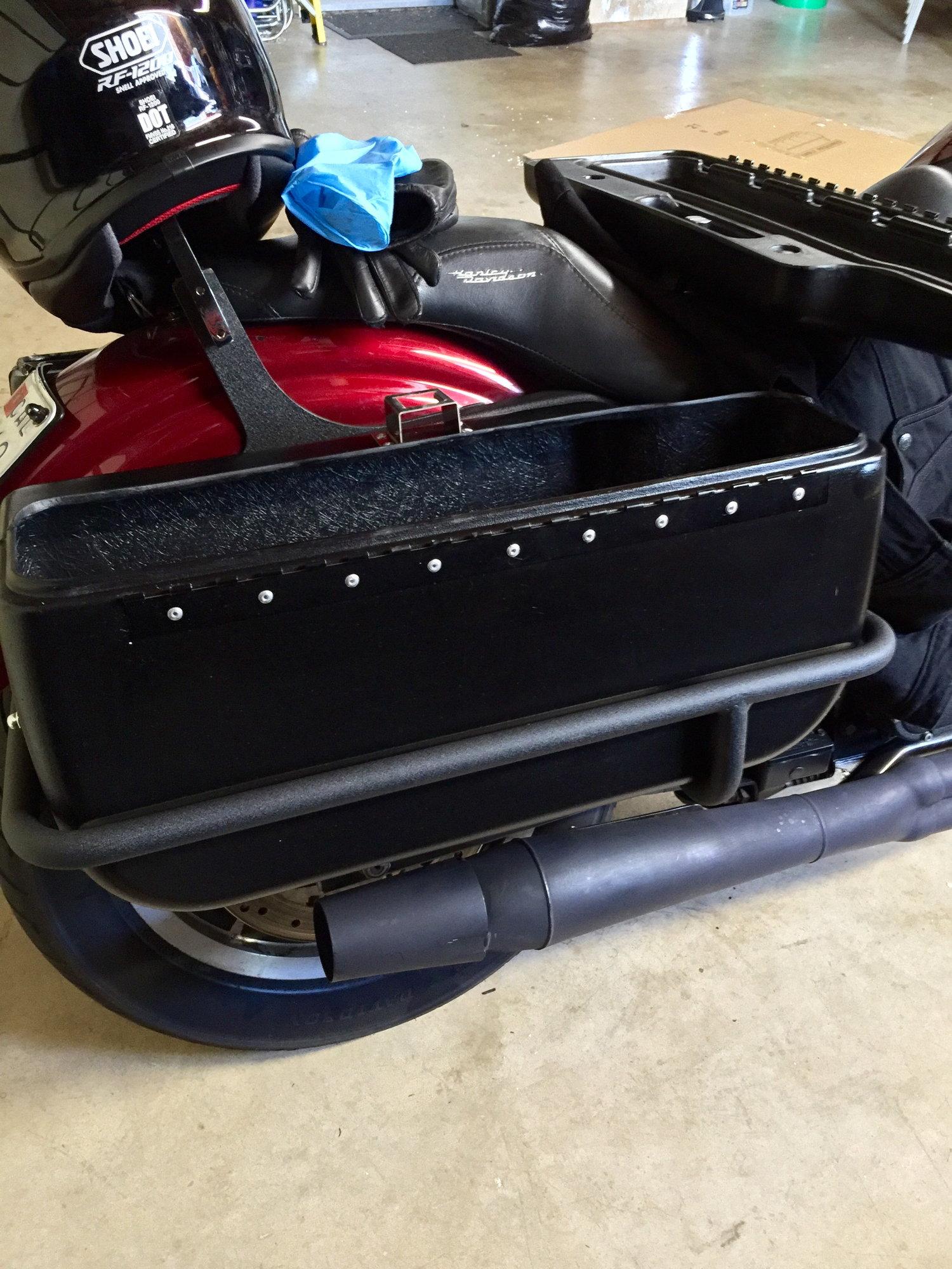 Big Al s Repop Defender Bag Review - Harley Davidson Forums a910be163fef0