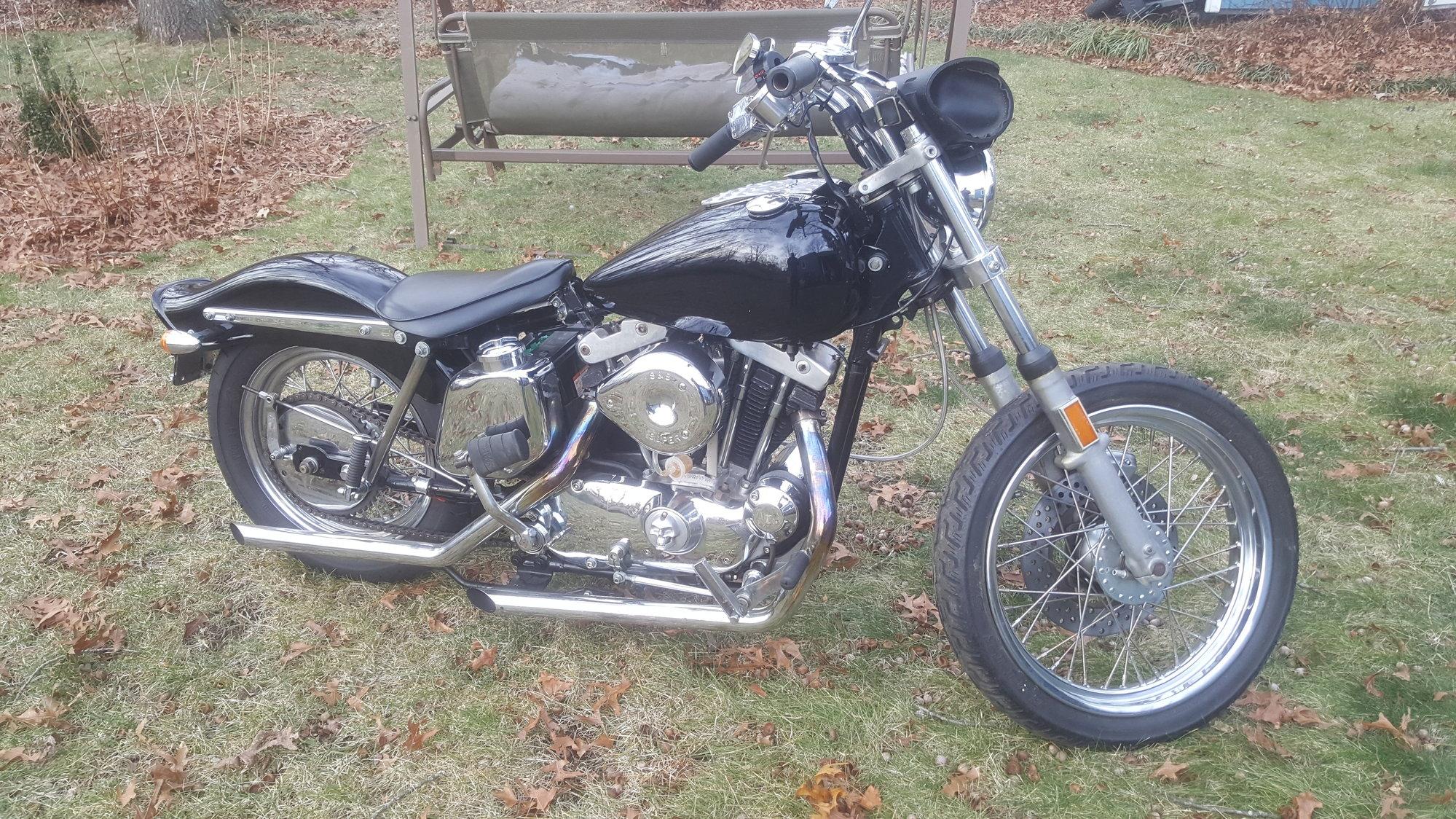 74 ironhead no spark - Harley Davidson Forums