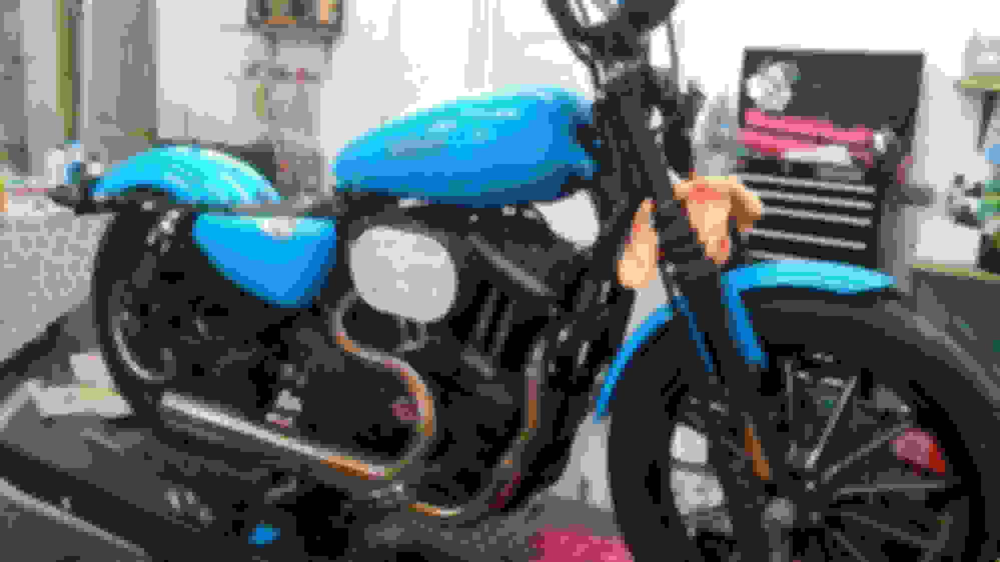 XX-102 11 xl883n, hammer performance 100 hp kit, patriot