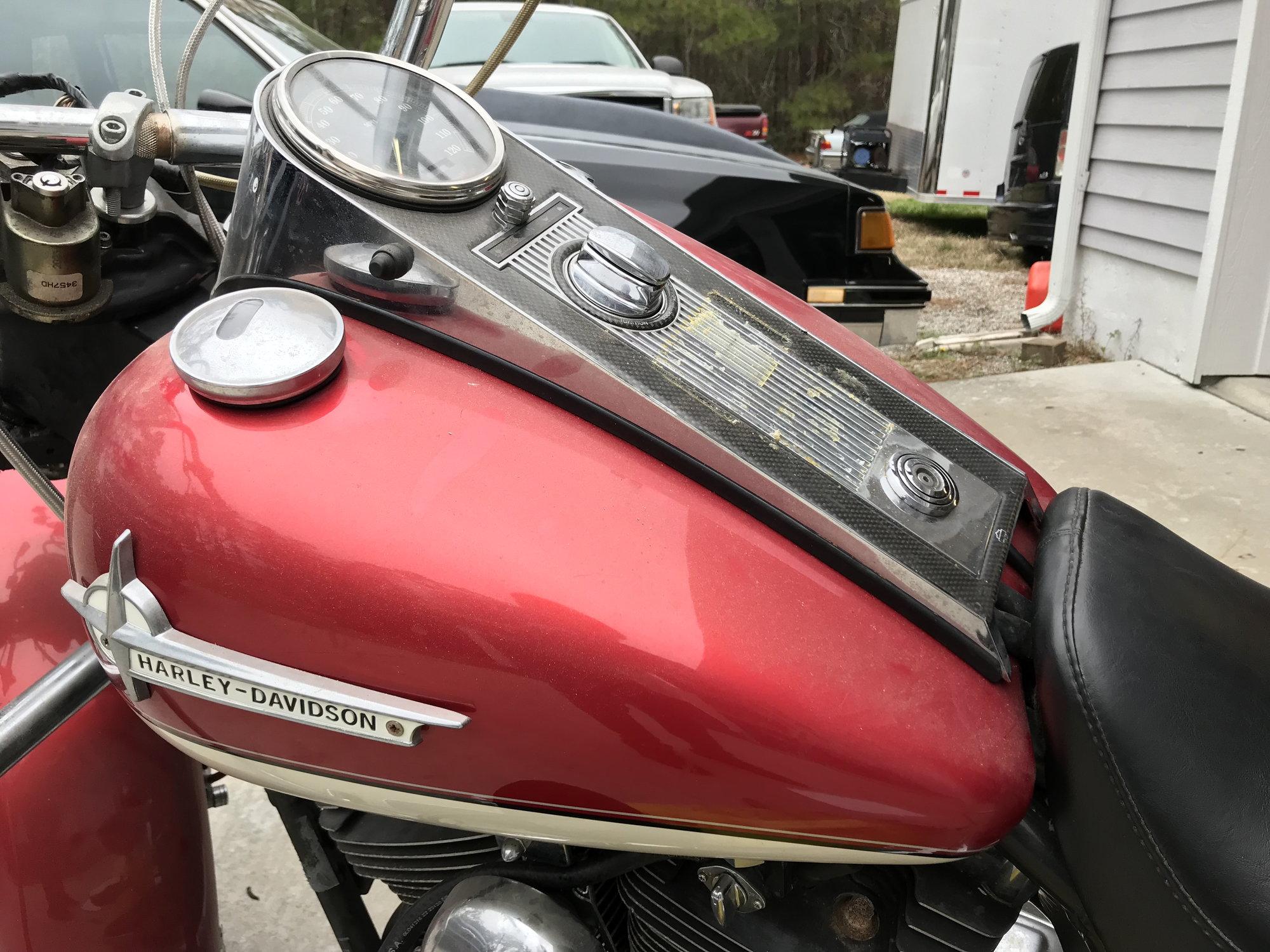 Replica Chrome Oil Tank,fits Harley Davidson motorcycle models