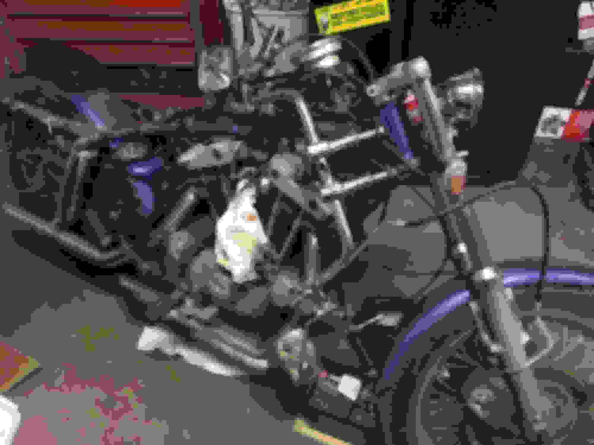 Low oil pressure 1975 ironhead sportster - Harley Davidson