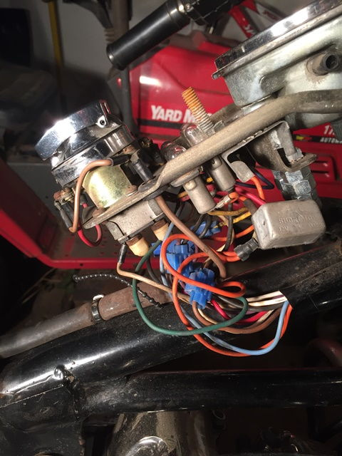 Harley Davidson Starter Relay Wiring Diagram : Flh ignition wiring harley davidson forums