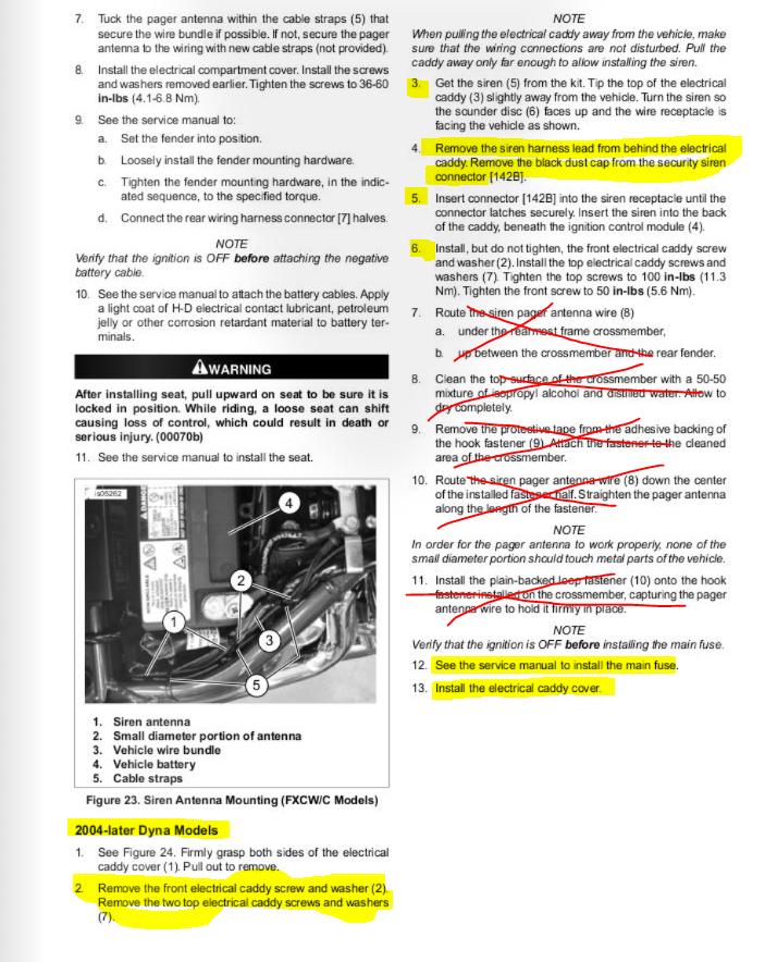 FXDLS Smart Siren - Harley Davidson Forums on harley stator diagram, harley switch diagram, harley magneto diagram, harley headlight diagram, harley rear axle diagram, harley shift linkage diagram, harley fuel pump diagram, harley generator diagram, harley dash wiring, harley relay diagram, harley panhead wiring, harley fuel lines diagram, harley evo diagram, harley wiring color codes, harley fuse diagram, harley wiring tools, harley throttle cable diagram, harley softail wiring harness, harley frame diagram,