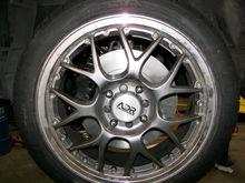 GVR4 build 3000gtvr4 brake swap