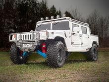 Garage - Hummer H1 ART-Series CRUSADER Edition