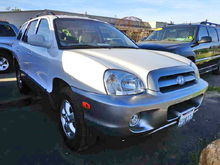 The 2001-2007 Hyundai Santa Fe is, in my opinion, a very excellently styled small SUV. It looks great from any angle.