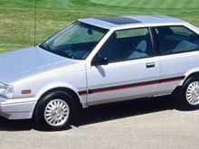 1987 Hyundai Excel