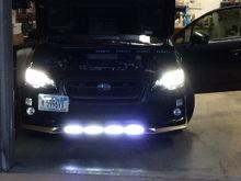 2017 Subaru WRX Ltm. DGM - Winterized
