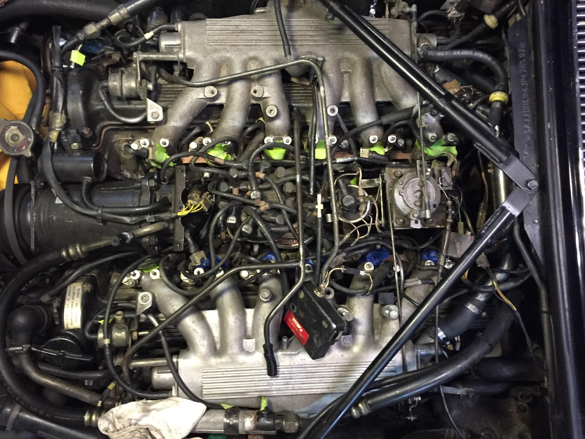 Jaguar V12 Engine Diagram Fixya