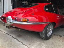 """NOT my car - 215/60s on (I think) Dayton 6"""" rims"""