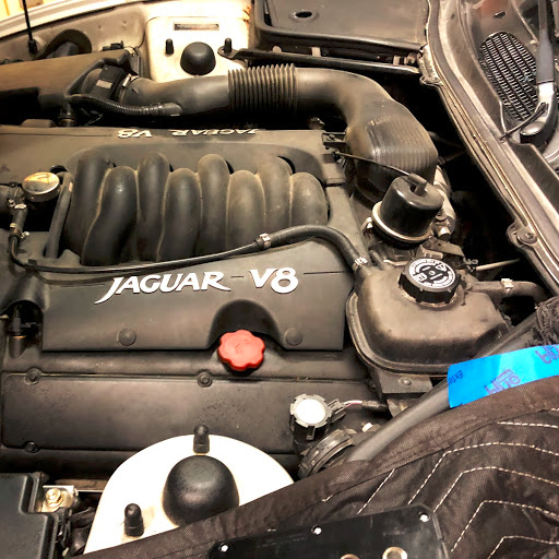 Parting out my 2002 Jag XK8