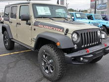 Rubicon Unlimited Recon Edition