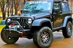 My little black Jeep