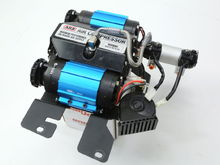 Install the horn, the ARB manifold kit, solenoids etc.