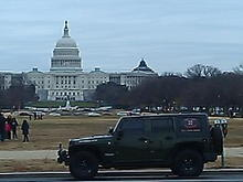 Stomper in Washington D.C.