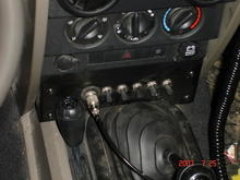 CoolTech Switch panel