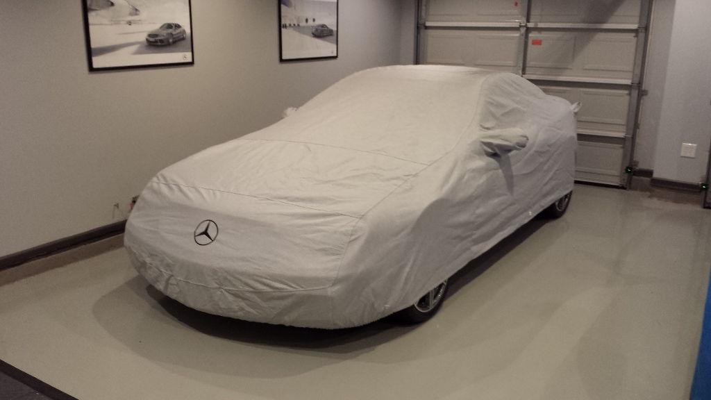 Sl55 Oem Indoor Car Cover Mbworld Org Forums