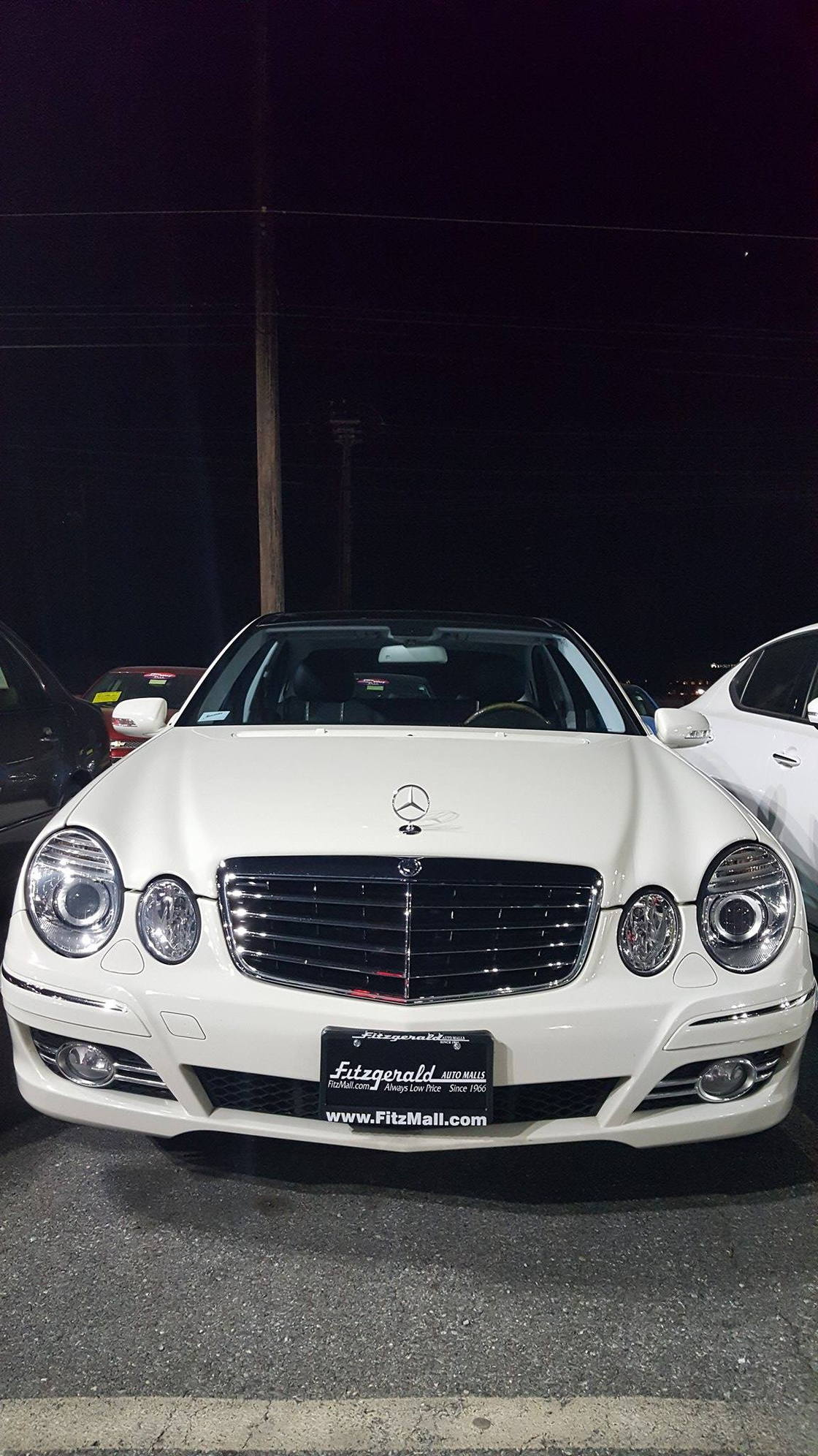 Just Bought My First Mb - 07 E350 4matic