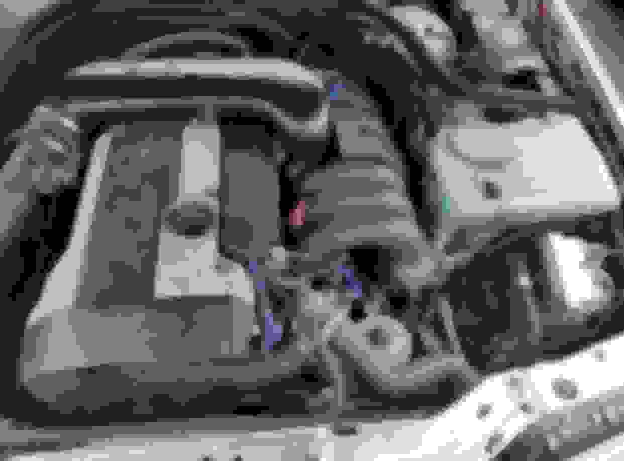 Need vacuum tube diagram for locks - MBWorld.org Forums on