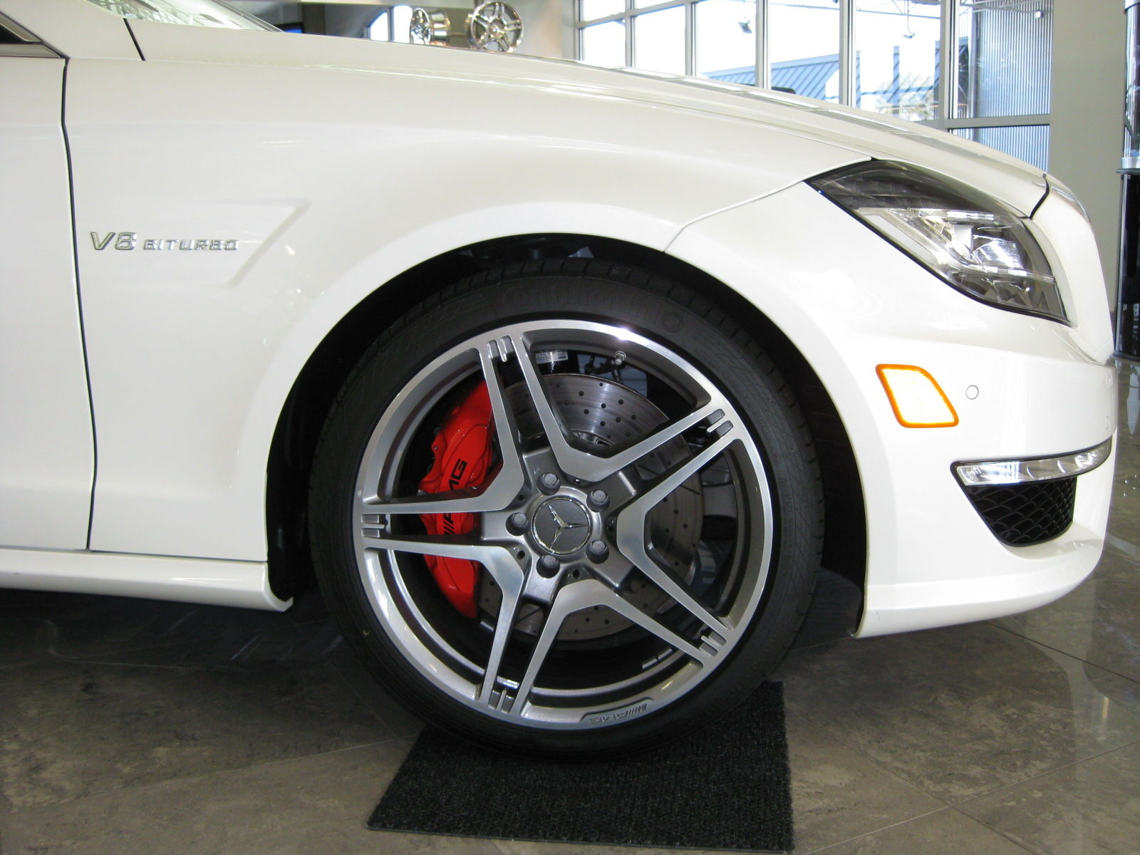 Calipers forums for Mercedes benz brake calipers