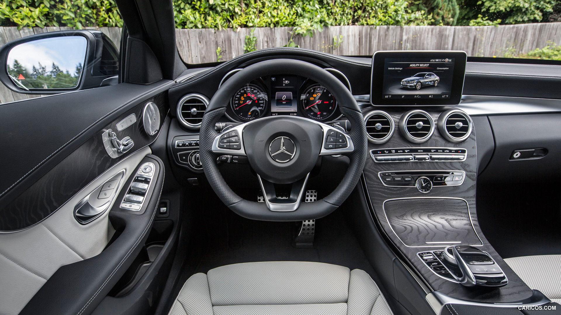 New 2017 a4 vs w205 c class sedan forums for Mercedes benz c class 2015 interior