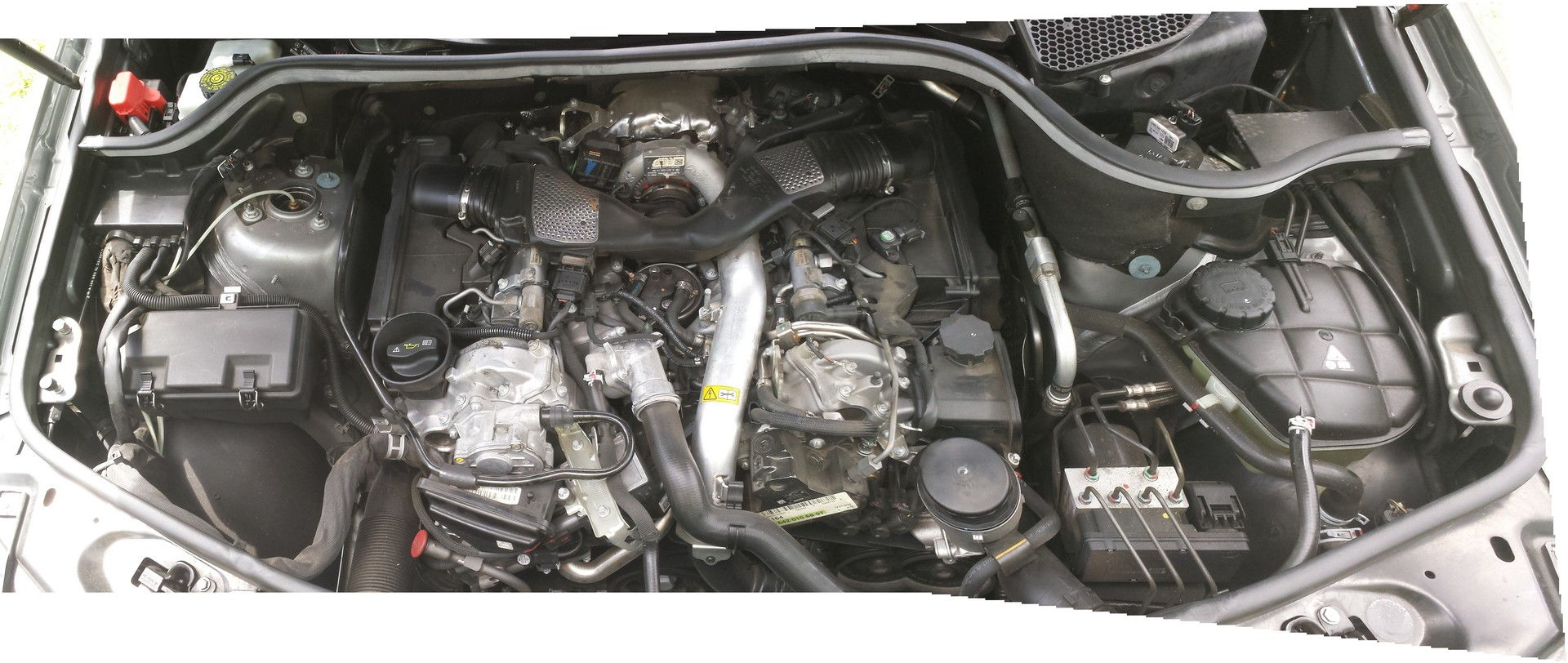 2007 ml350 engine diagram w164 where are glow plugs in photo mbworld org forums 2007 dodge engine diagram #9