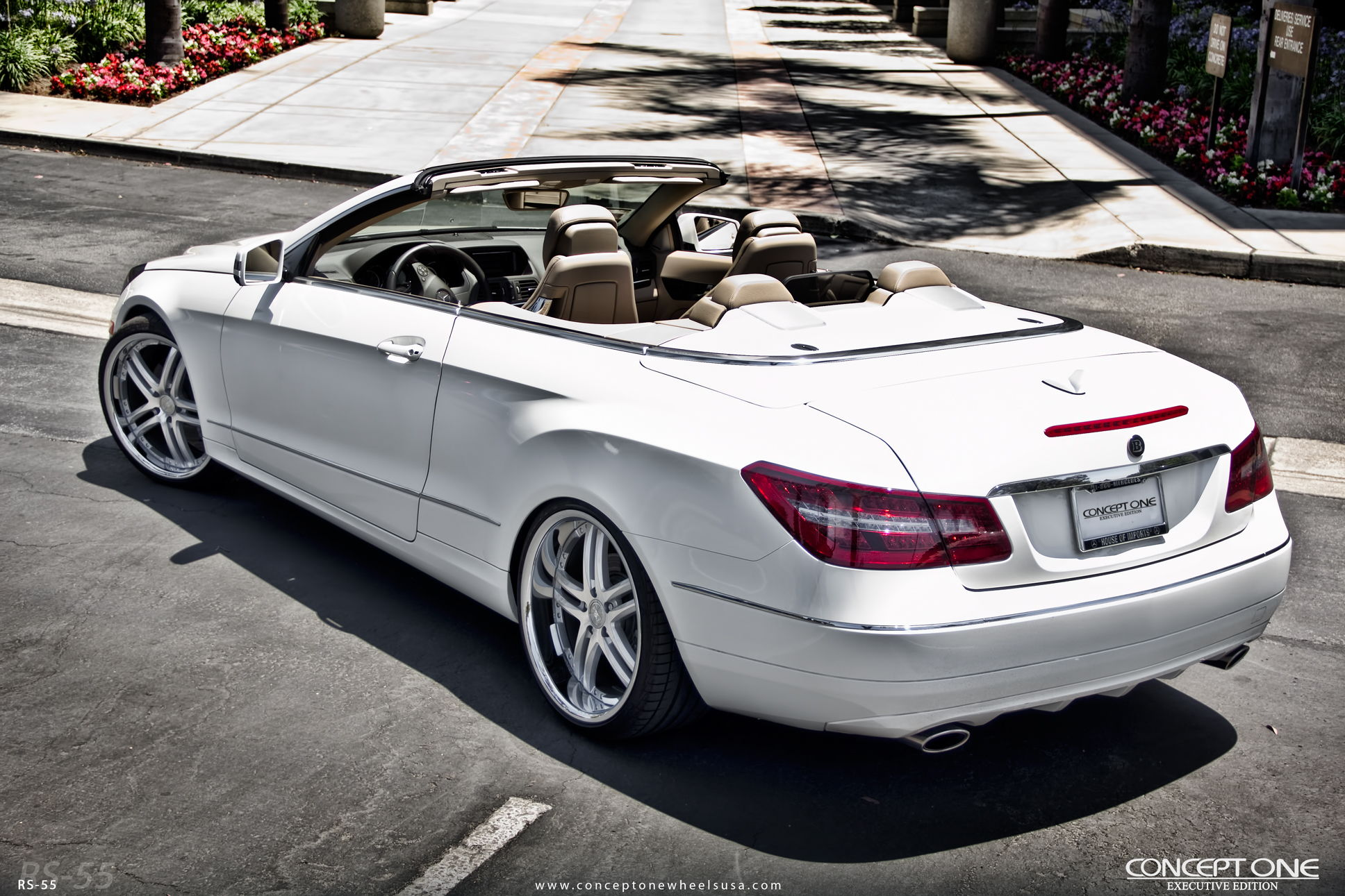 Mercedes E550 For Sale >> Concept One Wheels RS-55 | C207 Convertible - MBWorld.org Forums