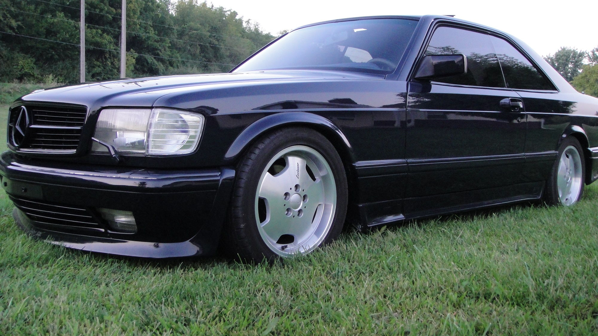 How many amg 6 0 4v w126 sec and sel cars were built for 1999 mercedes e320 window regulator
