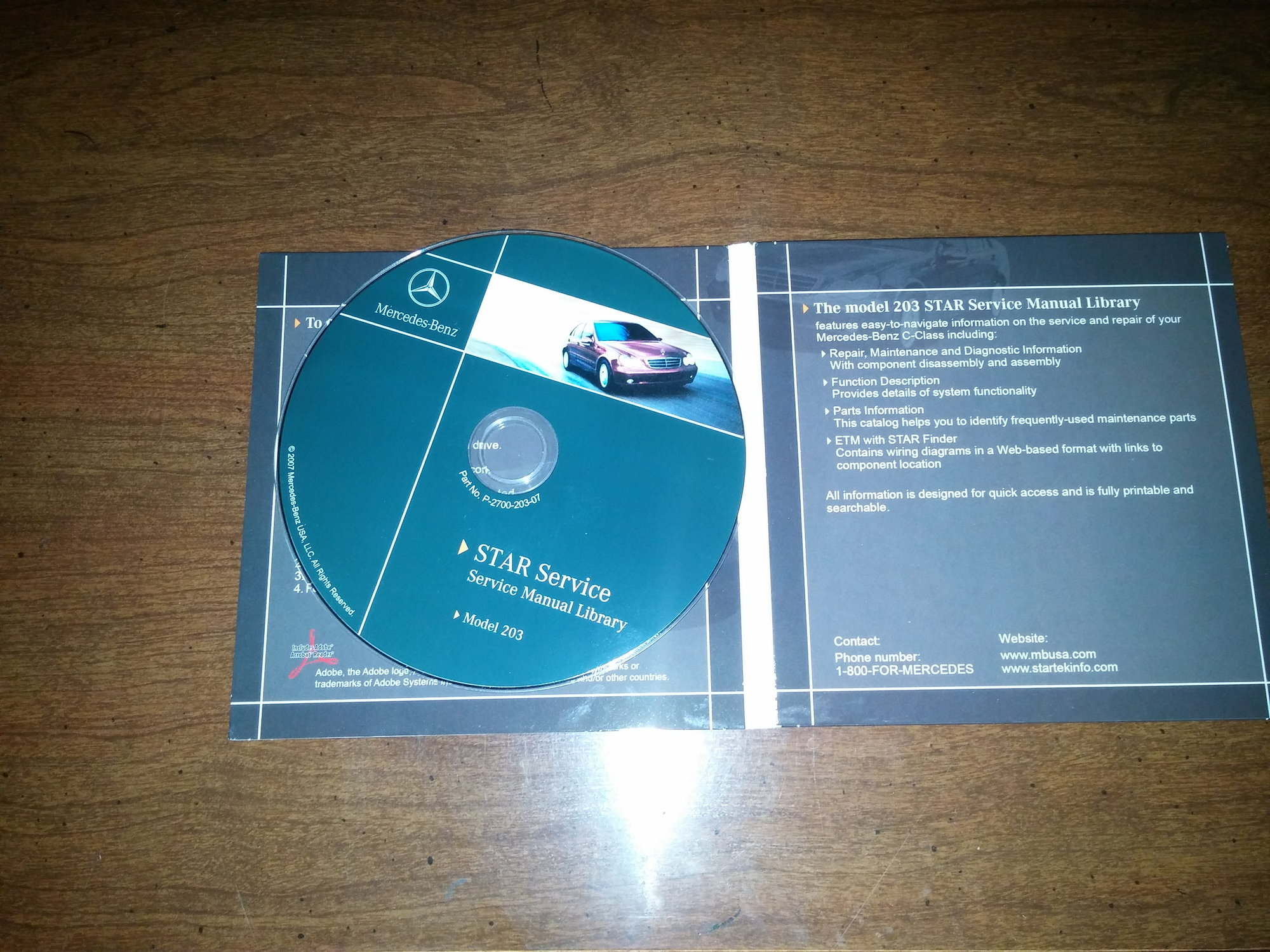 ... service manual DVD for sale. Asking 60 obo shipped