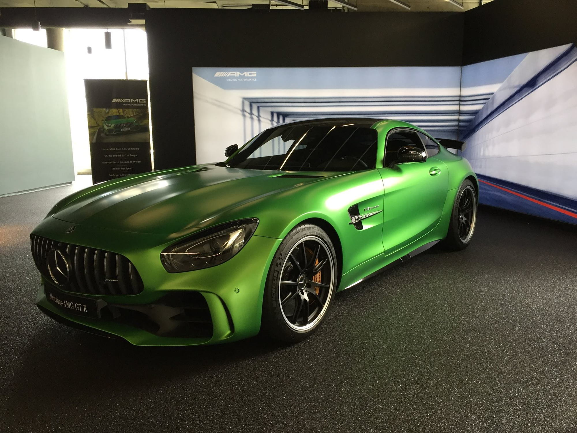 Mercedes Amg Gt Sports Car >> AMG GTR Sneak Peak! - MBWorld.org Forums