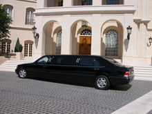 1999 S-600 Limo (Aaron & Candy Spelling's Limo)