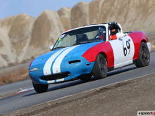 Flying @ Buttonwillow