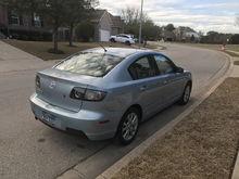 My Mazda 3 March 2016-present