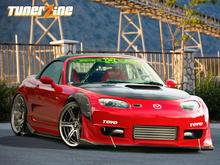 Mazda Miata by ViKonEoArTs