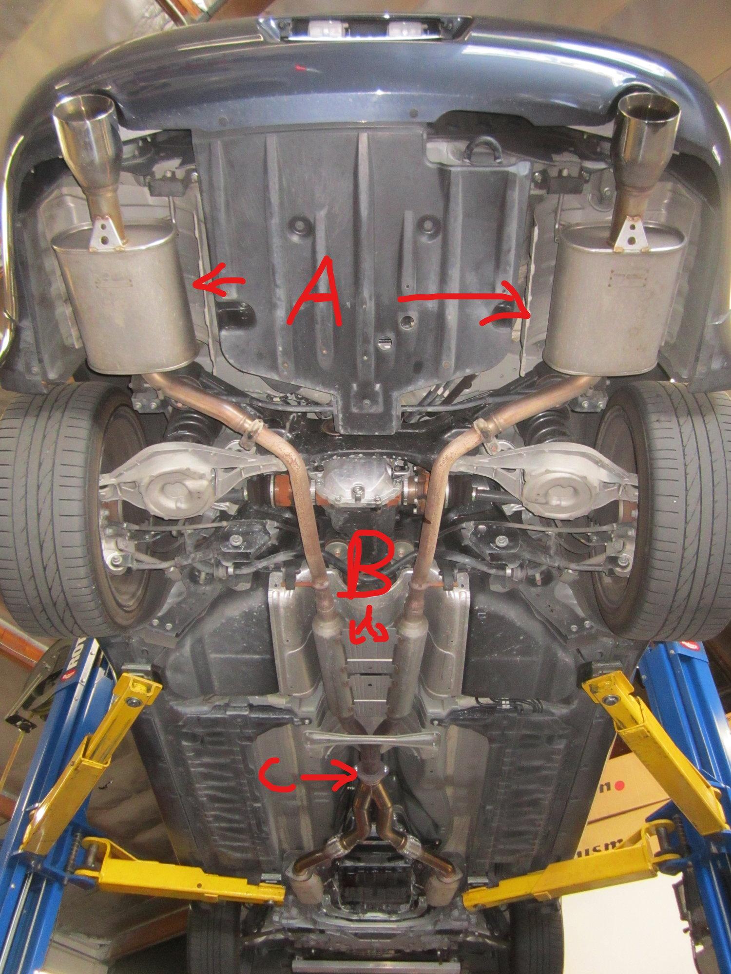 G37 Custom Exhaust Idea Help Myg37