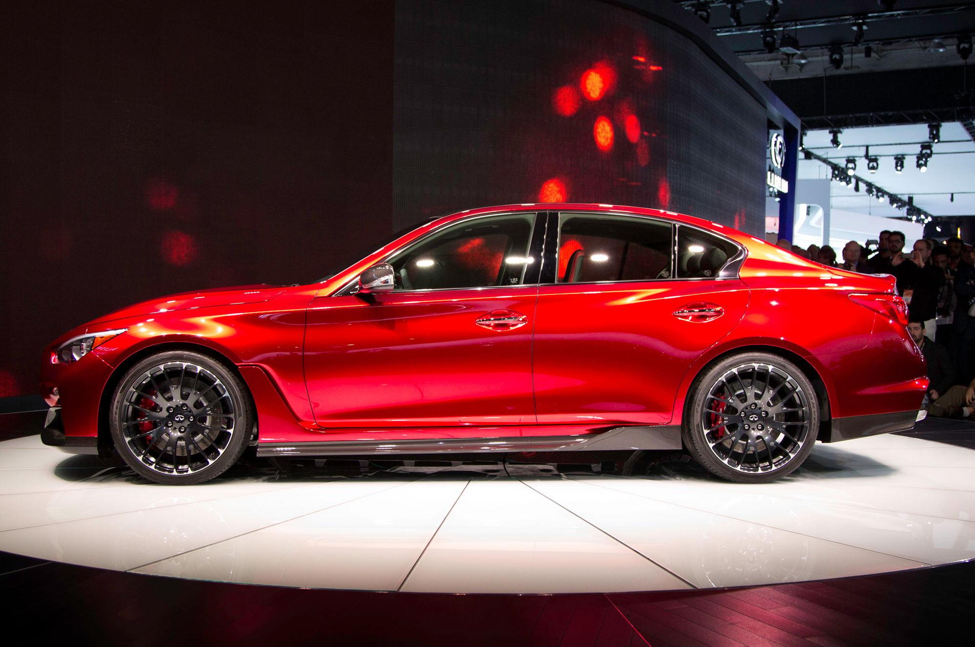 Eau rouge fx 20 wheels on v36 sedan