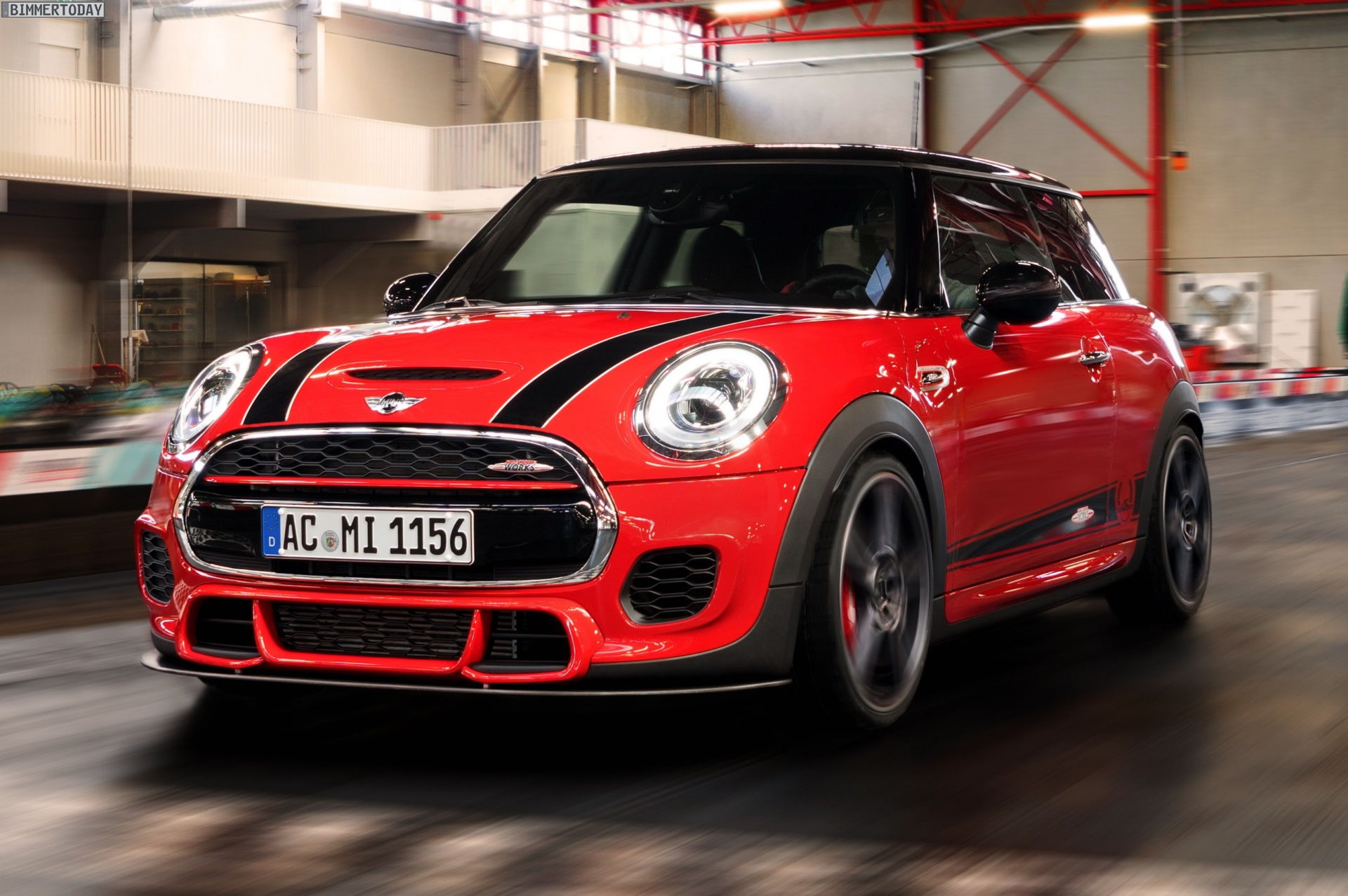 Ac schnitzer 19 wheels for jcw north american motoring there you go vanachro Gallery