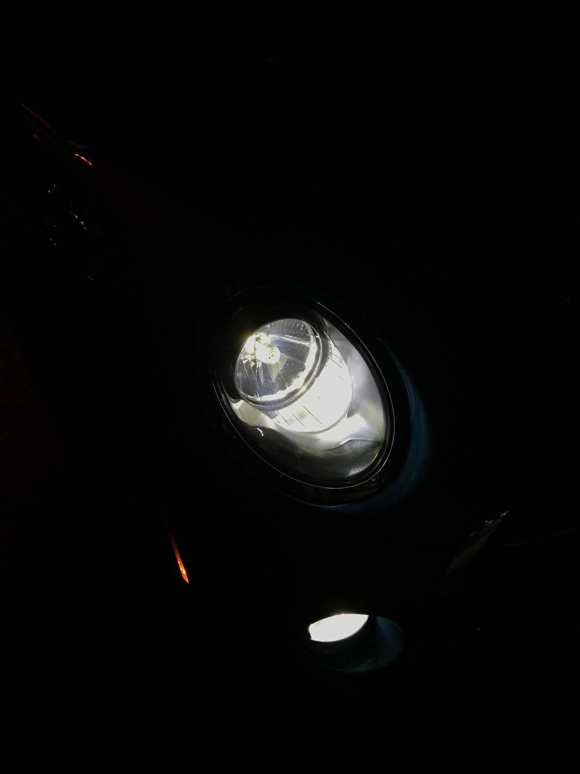 F56 Headlamp Fog Lamp And Drl Replacement North American Motoring Ampamp Foglamp 3s H11 Error Free