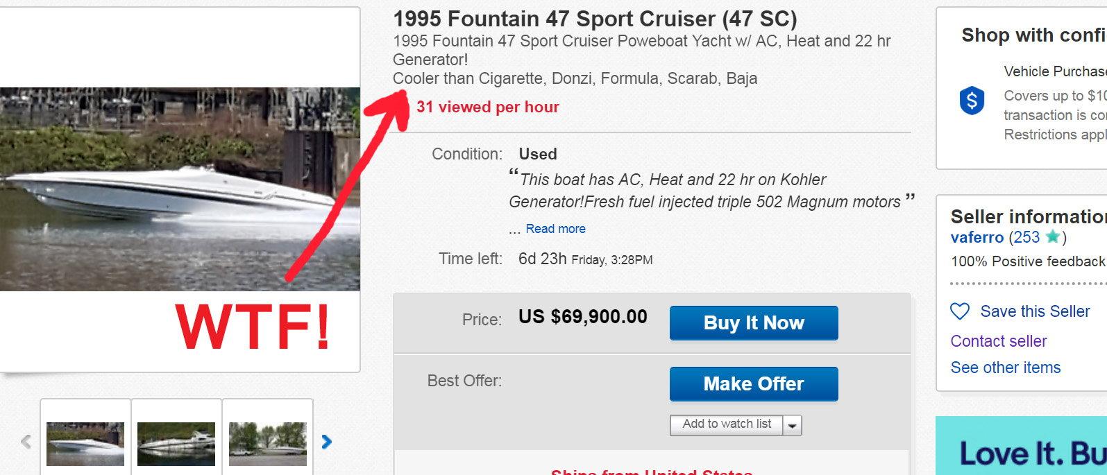 On Ebay Right Now False Advertising Offshoreonly Com