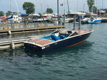 1972 Runabout 24. Mostly Original. 2nd Owner.