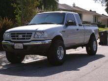 My SoCal 01 2WD