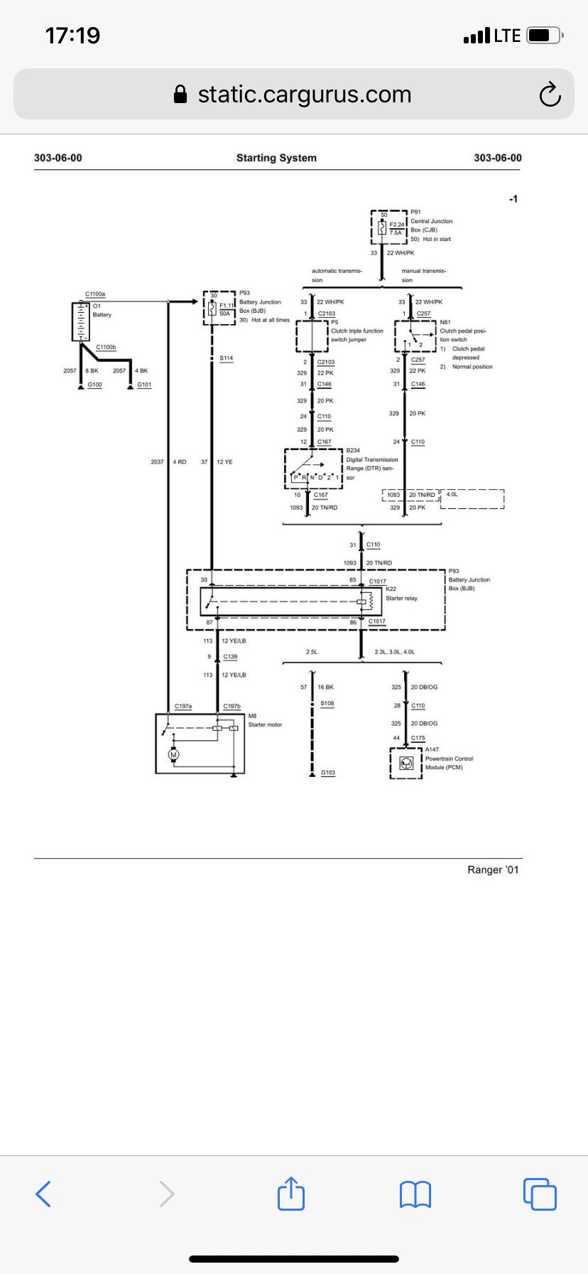 M5od-r1 Or R1hd Transmission Harness Part