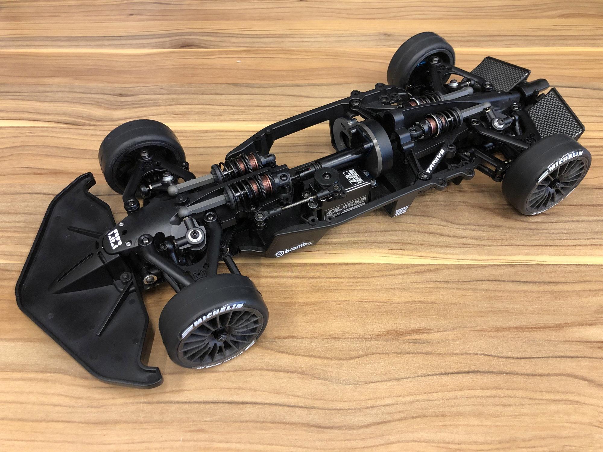 Tamiya 54961 RC TC-01 Dbl Cardan Prop Shaft
