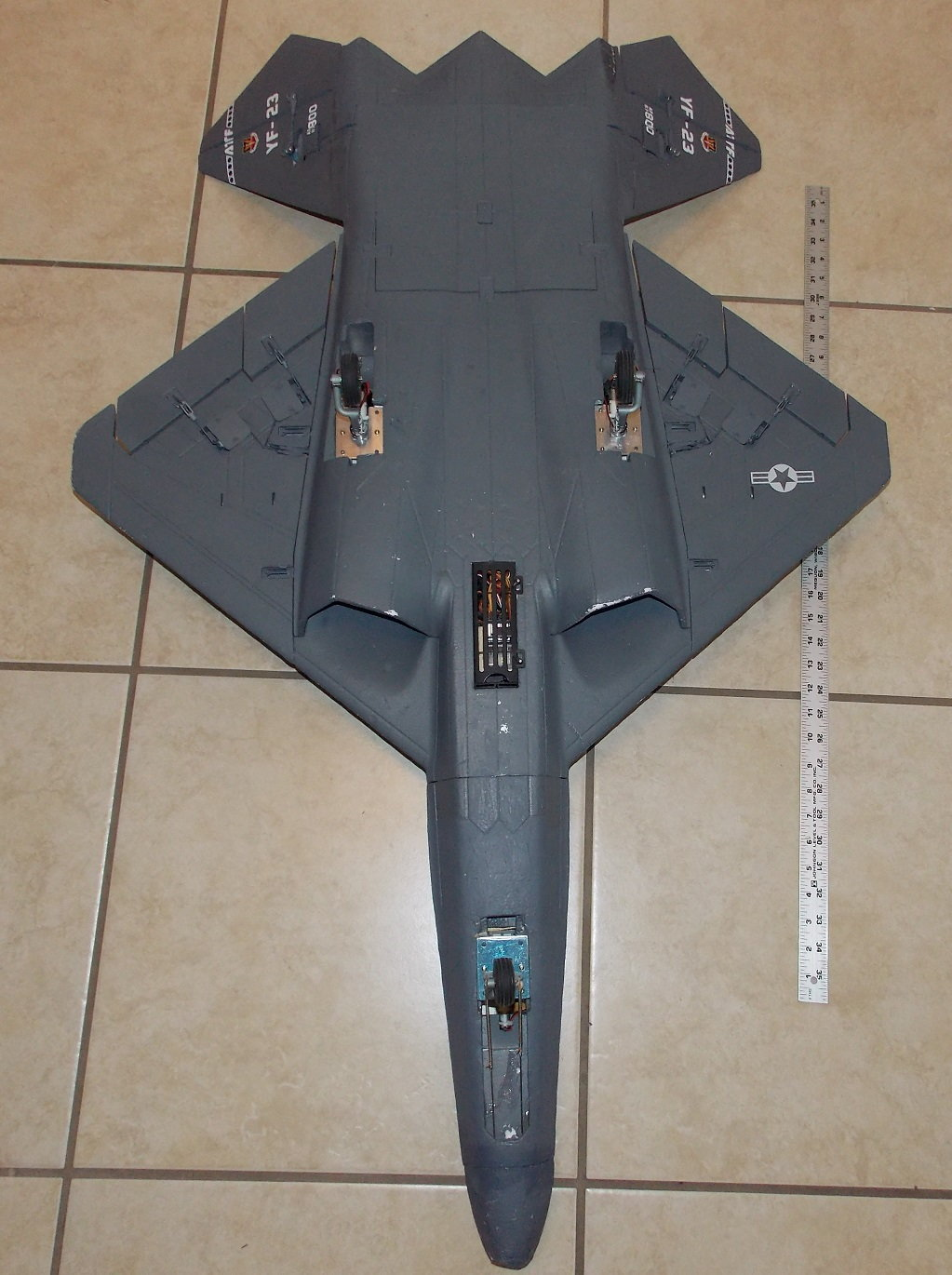 RC Airplane YF-23 Electric Ducted Fan Jet Ready to Fly - RCU Forums